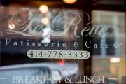 # 9: La Reve Patisserie & Cafe 7610 Harwood Ave. Wauwatosa