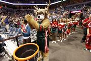 The Milwaukee Bucks NBA basketball team offers 41 regular season and two exhibition games played at the BMO Harris Bradley Center.
