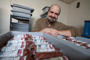 Scott Buer is co-owner of Bolzano Artisan Meats and a board member of the Wisconsin Artisan Food Producers Association.Click here for story.