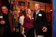 Joette Richards, Milwaukee Press Club, and David Niles, Productive Knowledge Inc.