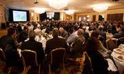 The event drew more than 500 Milwaukee-area business executives.