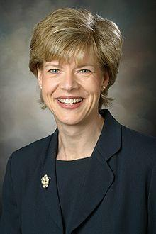 Tammy Baldwin defeated Tommy Thompson in the Nov. 6 election for Wisconsin's U.S. Senate seat.