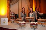 (From left) Maria Centinario and Allison Bessert of Classy Girl Cupcakes of Milwaukee