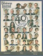2005 40 Under 40: Where are they now?