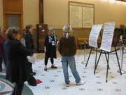 Milwaukee City Hall served as the gathering point for information on the more than 120 buildings involved in the event.