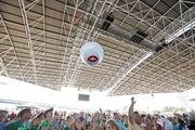The BMO Harris Pavilion opened on the south end of the Summerfest grounds last June.