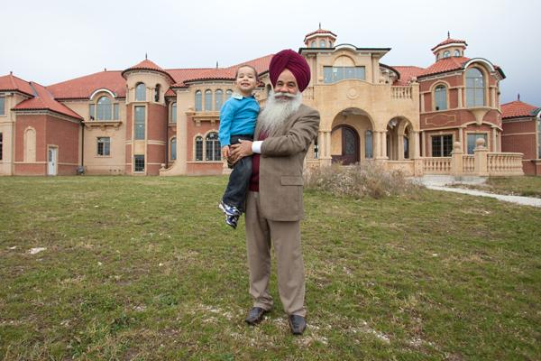 Bachan Singh's business involves buying and selling commercial real estate, primarily gas stations and strip malls.