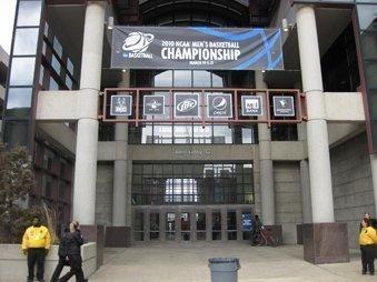 Bradley Center in downtown Milwaukee