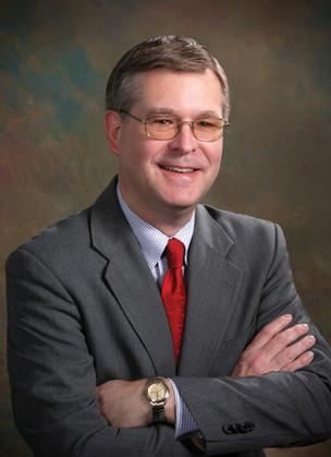 Medical College of Wisconsin president and chief executive officer Dr. John Raymond