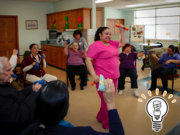 Health Care: United Community Center for its Latino Geriatric Center