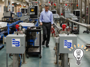 Manufacturing: Badger Meter Inc. for new product development for water and industrial markets