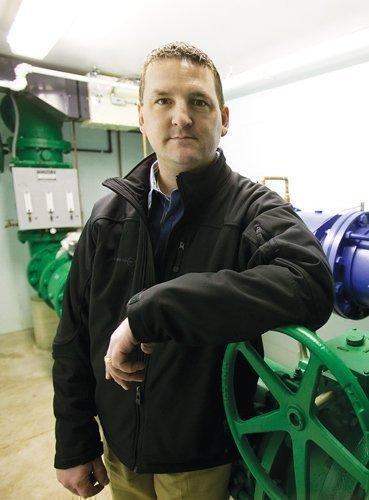 Dan Duchniak is leading Waukesha's effort to buy Lake Michigan water.