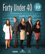 Slideshow: Surprising things about our Forty under 40 winners