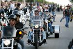 Harley-Davidson 110th anniversary party rumbles into Milwaukee