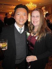 Forty under 40 winner Matt Rinka, of Rinka Chung Architecture Inc.