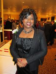 Forty under 40 winner Rae Williams, of Rockwell Automation Inc.