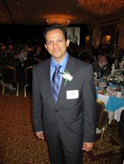 Among the 40 honored was Sarit Singhal of Superior Support Resources Inc.