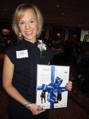 Sarah Bartosz, of I Back Jack Foundation Inc.
