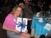 Forty under 40 winner Emily Kratz, formerly of Willis of Wisconsin Inc.