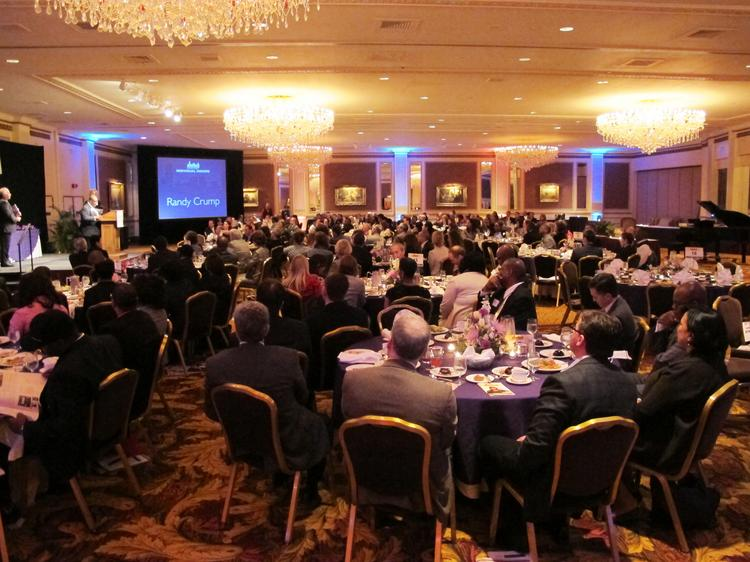 About 300 business executives attended The Business Journal's Central City Business Awards at The Pfister Hotel Monday.