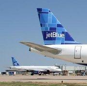 7. JetBlue 2011 Total Complaints to U.S. DOT per 100,000 passengers: 1.08