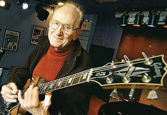 The Waukesha County Museum houses a permanent exhibit about Les Paul, the Waukesha native credited with inventing the solid-body electric guitar.