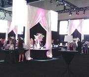 A view from inside at the Lia Sophia convention