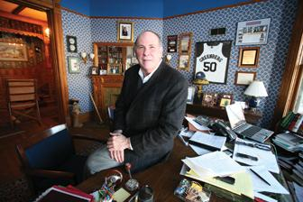 Milwaukee attorney Martin Greenberg specializes in sports and real estate law.