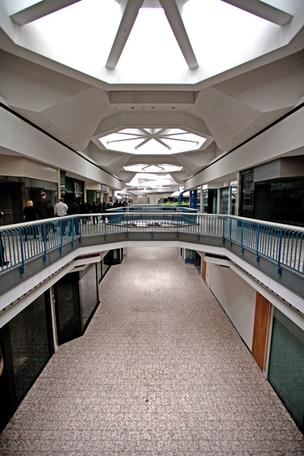 Northridge Mall has been vacant since it closed in 2003.