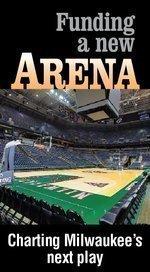 Suburban Milwaukee officials hesitant on arena tax