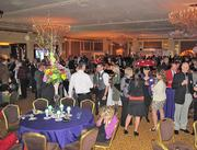 Many of the guests at the party made The Business Journal's Book of Lists in 2011.