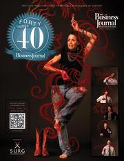 #7: The Business Journal names Forty under 40 winners The Business Journal named its 2011 Forty Under 40 recipients Jan. 14.