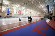 The Pettit National Ice Center is a U.S. Olympic training site and also a community recreational ice arena.