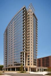 St. John's on the Lake, 1800 N. Prospect Ave., Milwaukee (21-story tower adding 88 units to the retirement community property) Photo provided by Continuum Architects + Planners