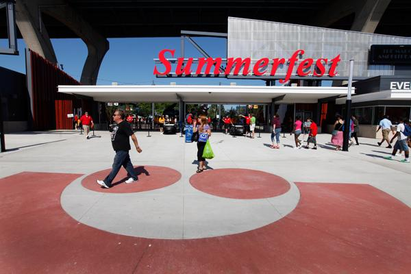 Summerfest will offer several new daytime activities in 2013.