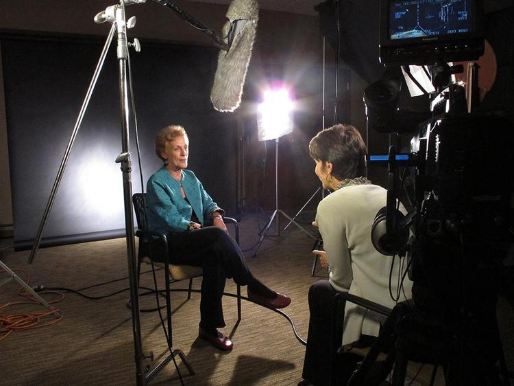 Tami Sweeney, of Life Productions Inc., interviews Ellen Bravo, of Family Values @ Work.