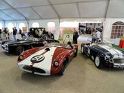 Oldenburg's collection of more than 50 classic cars were on display.