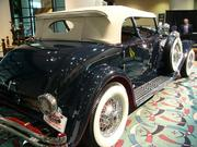 The 1936 Duesenberg is one of two that were made. Valued at more than $4 million, it is the most valuable car in this year's Auto Show. It belongs to the Volo Auto Museum in Grayslake, Ill.