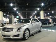 Cadillac this fall will roll out the 2013 ATS. Priced in the $30,000 to $40,000 range, it is meant to compete with more expensive BMW and Audi's and marks Cadillac's first entry into the smaller luxury car market since the 1980s, Tolkan said.