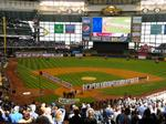 Slideshow: Brewers' opening day draws near record crowd