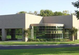 The Ridgeview Business Center in Pewaukee has two other tenants.