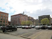 The parking lot formerly belonged toPeter Renner, co-founder of Renner Architects LLC, Milwaukee.