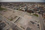 Jackson Street Holdings LLC last year tried to negotiate with Milwaukee County to buy a portion of a county block on the west side of the river that currently is used for parking for the company's Aloft hotel.