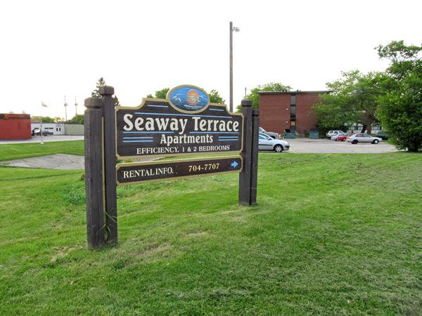 Seaway Terrace Apartments, 4601 S. First St., Milwaukee