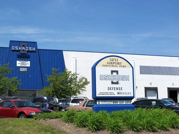 CenterPoint paid $12.6 million for this large distribution center at 5211 S. 3rd St. in Milwaukee that is leased to Bentley World Packaging Ltd.