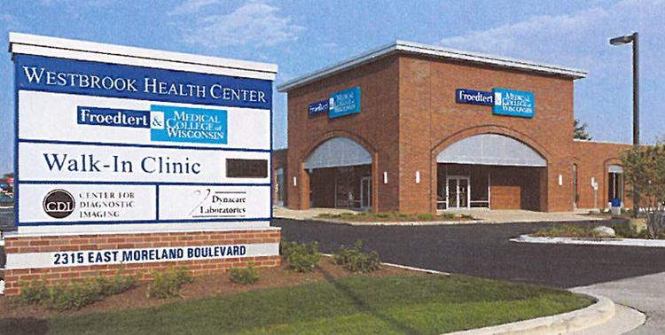 Westbrook Health Center in Waukesha is one of six medical office buildings sold by Irgens.