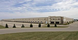 Integrated Merchandising Systems LLC will use this Kenosha building for shipping and warehousing.