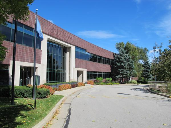The office at 375 Bishops Way in Brookfield is included in the portfolio.