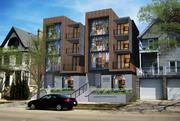 The Blackwatch '68 building will have 14, two-bedroom apartments.