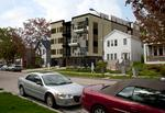 Dominion Properties starts one apartment building, sells another